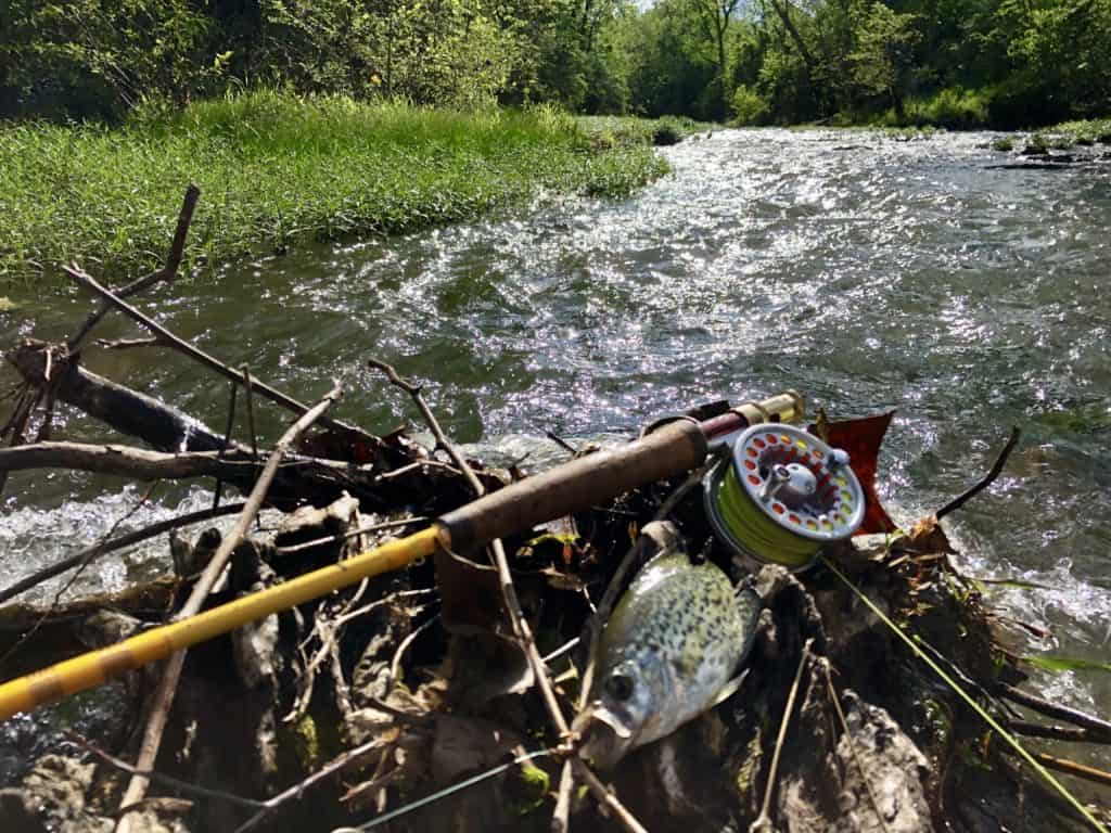 Fly Fishing Creeks and Streams - Outdoors360